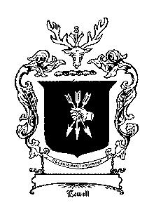 Lowell Coat of Arms